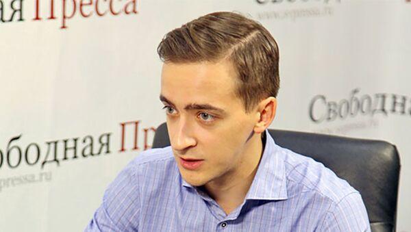 Алексей Панин - Sputnik Азербайджан