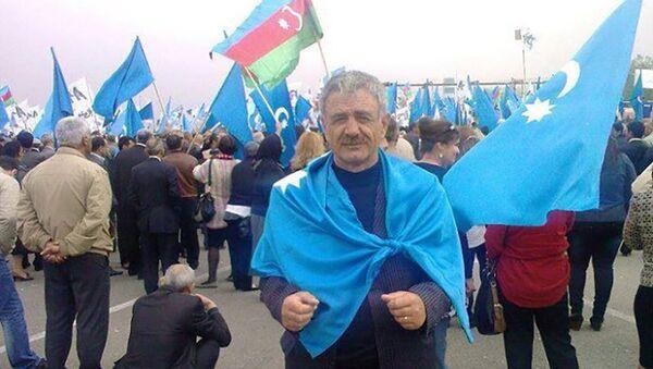 Şahin Mirzəyev - Sputnik Azərbaycan