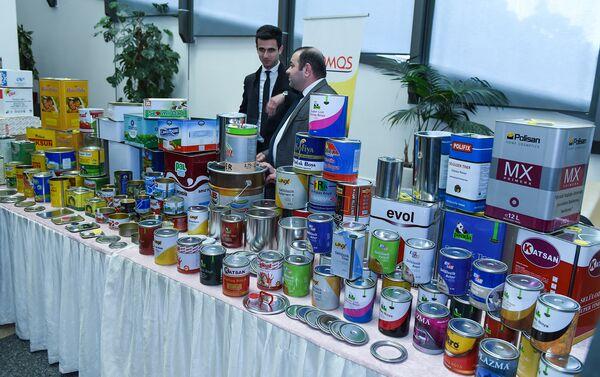 Мероприятие министерства экономики АР – Роль упаковки в развитии сфер производства и переработки - Sputnik Азербайджан