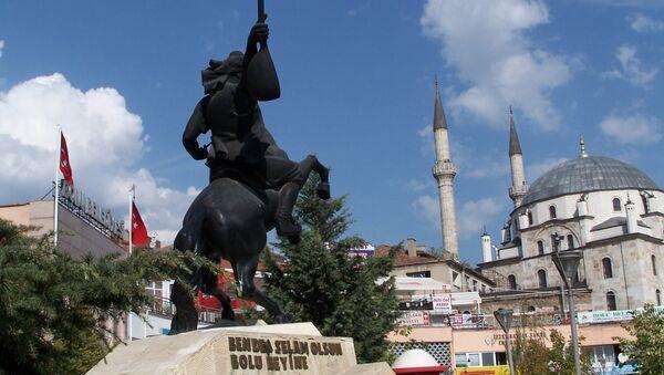 Город Болу, Турция - Sputnik Азербайджан