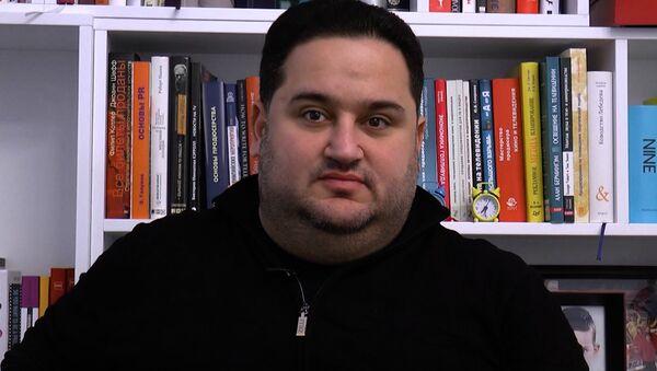 Мурад Дадашев: сумасшедшая вера поможет нашим в проекте Ты супер! - Sputnik Азербайджан