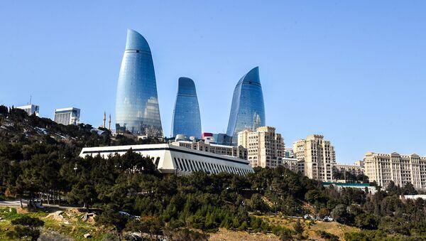Bakı - Sputnik Азербайджан