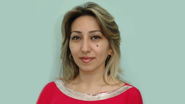 Təhsil eksperti Almaz Həsrət - Sputnik Azərbaycan