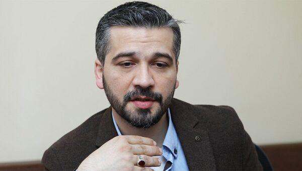 Шахин Закизаде, архивное фото - Sputnik Азербайджан