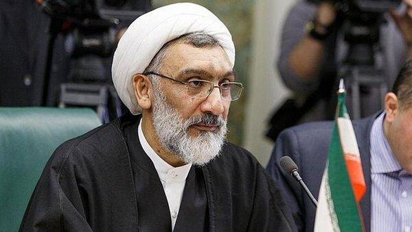 Министр юстиции Ирана Мустафа Пурмохаммади - Sputnik Азербайджан