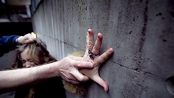Изнасилование, фото из архива - Sputnik Азербайджан