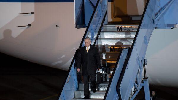 Министр обороны США Джеймс Мэттис - Sputnik Азербайджан