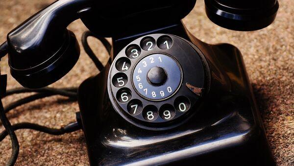 Стационарный телефон - Sputnik Азербайджан