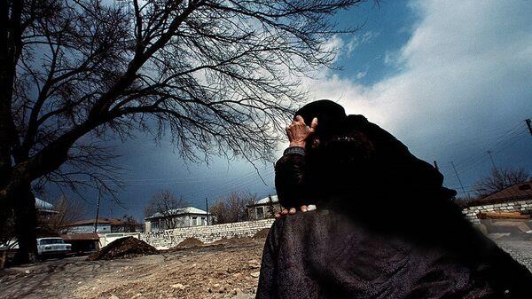 Ходжалинская резня, фото из архива - Sputnik Азербайджан