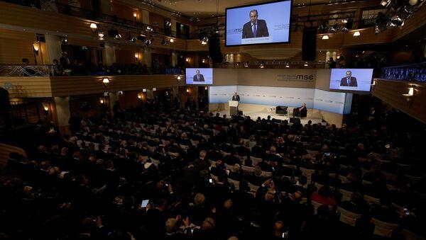 Мюнхенская конференция по безопасности, фото из архива - Sputnik Азербайджан