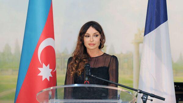 Первая леди Азербайджана Мехрибан Алиева - Sputnik Азербайджан