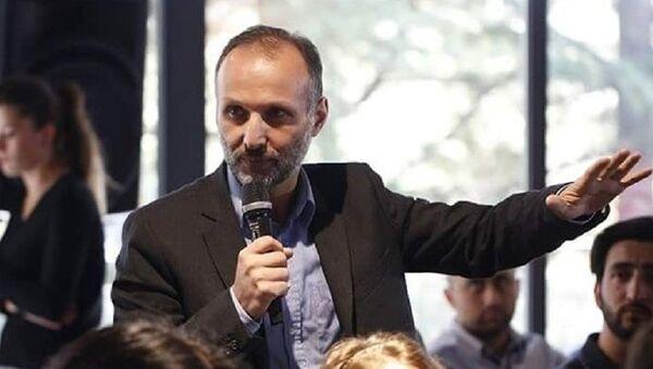 Президент Новой экономической школы Грузии Паата Шешелидзе - Sputnik Азербайджан
