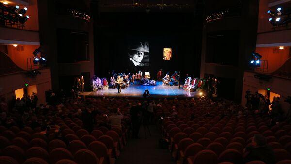 Театр, фото из архива - Sputnik Азербайджан
