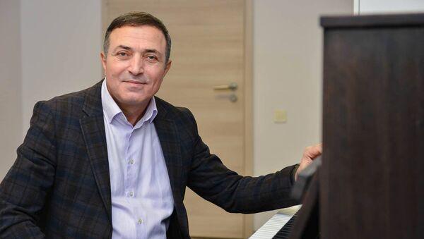 Народный артист Азербайджана Мансум Ибрагимов - Sputnik Азербайджан