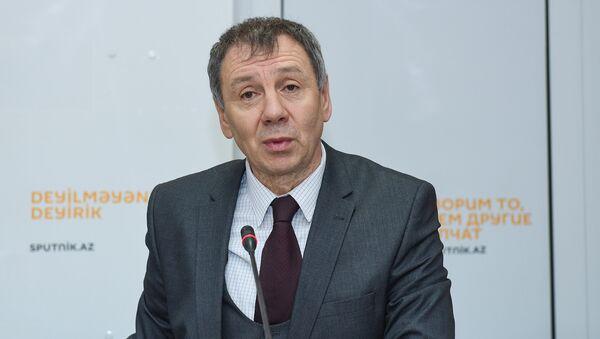 Член Общественной палаты РФ Сергей Марков - Sputnik Азербайджан