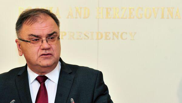 Председатель Президиума Боснии и Герцеговины Младен Иванич - Sputnik Азербайджан