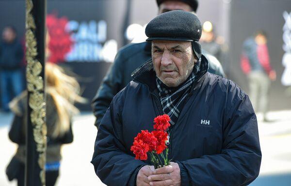 25 лет со дня Ходжалинской трагедии - Sputnik Азербайджан
