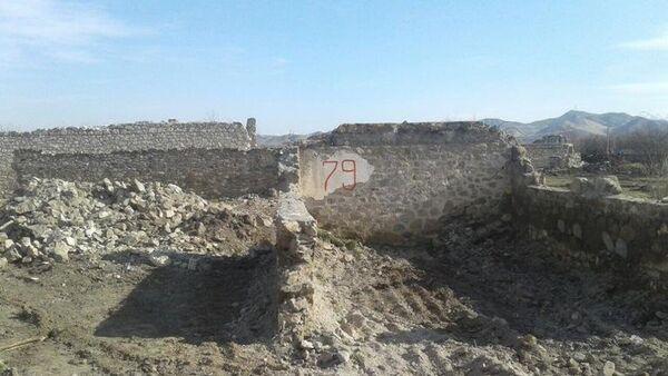 Разминирование территории села Джоджуг Марджанлы - Sputnik Азербайджан