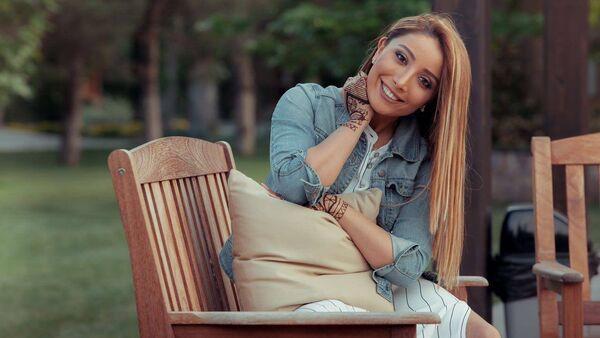 Певица Гюнай Ибрагимли - Sputnik Азербайджан