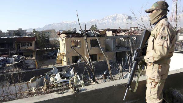 Афганистан, фото из архива - Sputnik Азербайджан