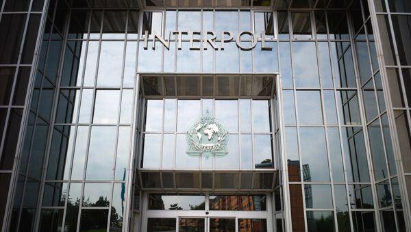 Штаб-квартира Интерпола в Лионе, Франция, фото из архива - Sputnik Азербайджан