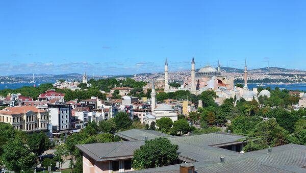 İstanbul şəhəri - Sputnik Azərbaycan