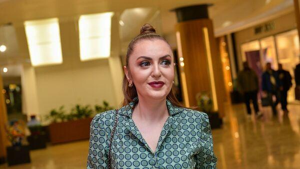 Презентация нового клипа заслуженной артистки Севды Алекперзаде - Sputnik Азербайджан
