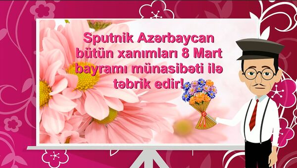 İlklərə imza atmış Azərbaycan qadınları - Sputnik Azərbaycan