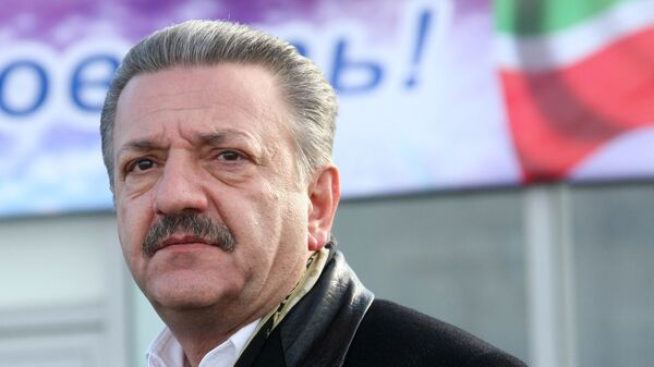 Тельман Исмаилов, фото из архива - Sputnik Азербайджан