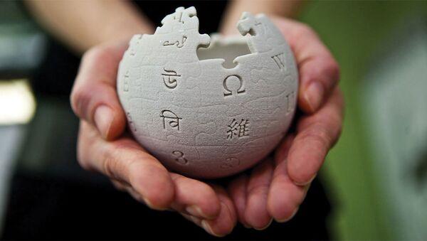 Википедия - Sputnik Азербайджан