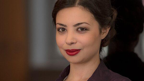 Виктория Тигиева - Sputnik Азербайджан
