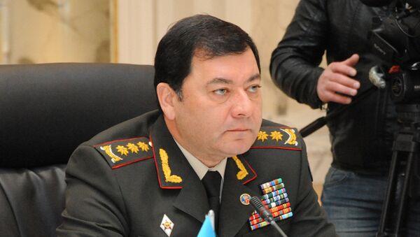Наджмеддин Садыков - Sputnik Azərbaycan