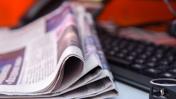 Электронные и печатные СМИ - Sputnik Азербайджан