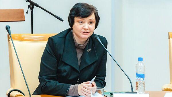 Президент Центра Российско-Азербайджанской дружбы (РАД) Наталия Красовская - Sputnik Азербайджан