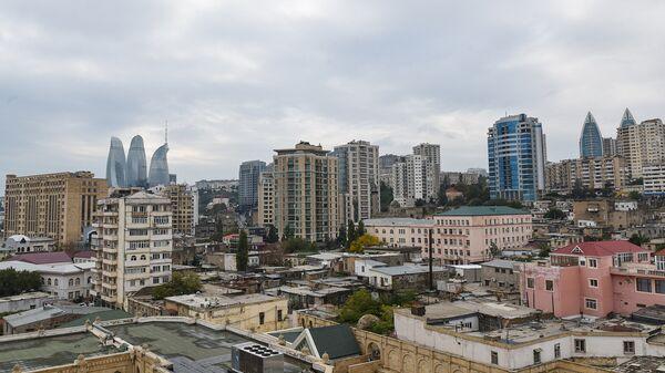 Облачная погода в Баку - Sputnik Азербайджан