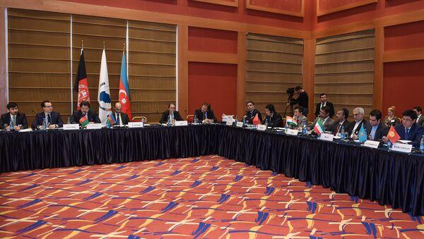 Заседание высокопоставленных должностных лиц стран-участниц Сердце Азии – Стамбульский процесс - Sputnik Азербайджан