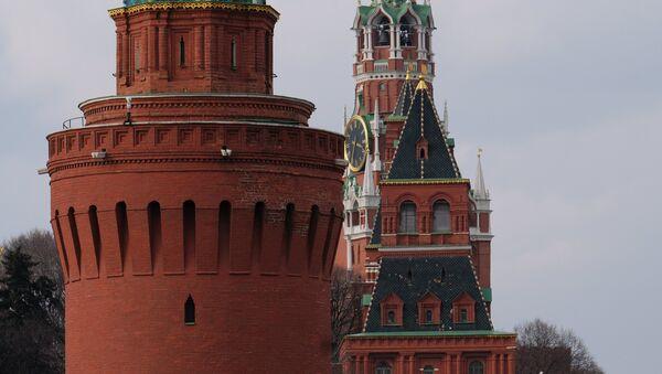 Московский кремль, фото из архива - Sputnik Азербайджан
