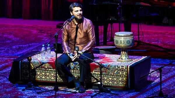 Концерт Сами Юсуфа во Дворце Гейдара Алиева - Sputnik Azərbaycan
