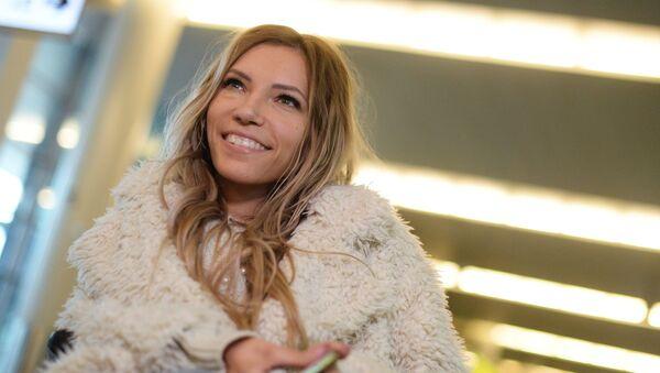 Певица Юлия Самойлова, представитель России на международном песенном конкурсе Евровидение-2017 - Sputnik Азербайджан