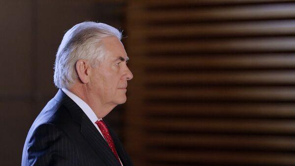 Reks Tillerson - Sputnik Azərbaycan