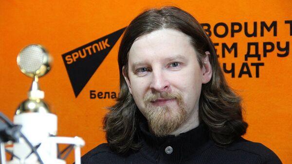 Белорусский эксперт Алексей Дзермант - Sputnik Азербайджан
