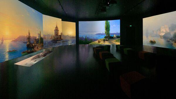 Выставка Стамбул Айвазовского - Sputnik Азербайджан