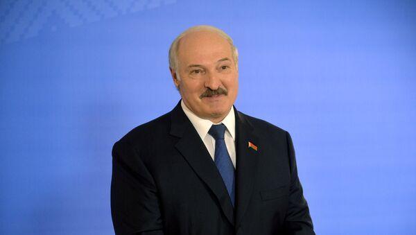 Президент Беларуси Александр Лукашенко, архивное фото - Sputnik Азербайджан