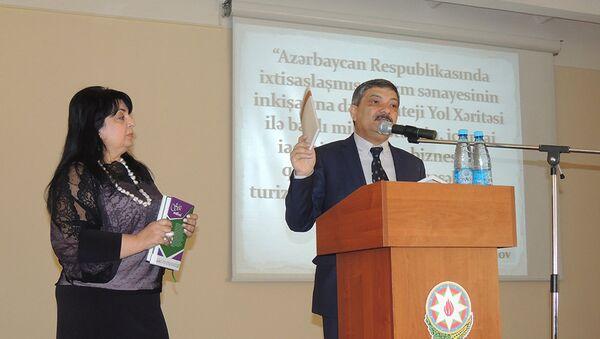Президент Национальной ассоциации кулинаров, главный кулинар республики, профессор Таир Амирасланов - Sputnik Азербайджан