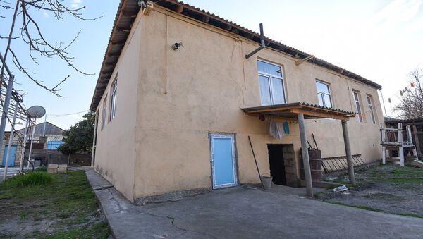 Многие дома были разрушены в результате апрельских столкновений 2016 года - Sputnik Азербайджан