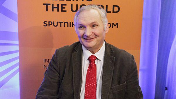 Андрей Суздальцев, фото из архива - Sputnik Азербайджан