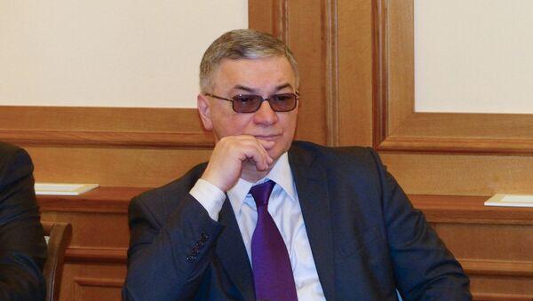 Генеральный консул Азербайджана в Санкт-Петербурге Солтан Гасымов - Sputnik Азербайджан