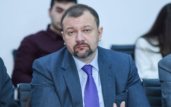 Старший научный сотрудник Института социально-политических исследований РАН Игорь Селезнев - Sputnik Азербайджан