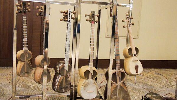 Конференция на тему Азербайджанские национальные музыкальные инструменты: прошлое и настоящее - Sputnik Azərbaycan