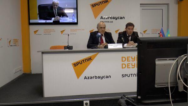 Азербайджан всегда высоко ценил позицию Казахстана - Sputnik Азербайджан